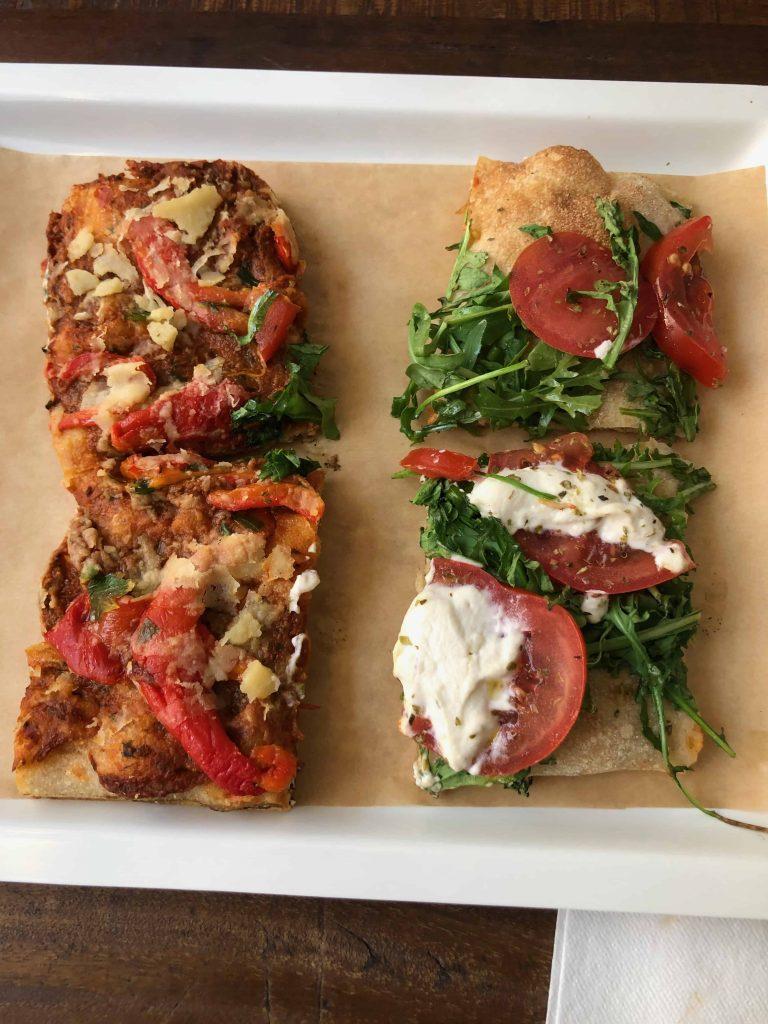vegan pizza in copenhagen