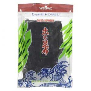 Dashi Kombu Dried Seaweed