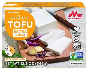firm silken tofu