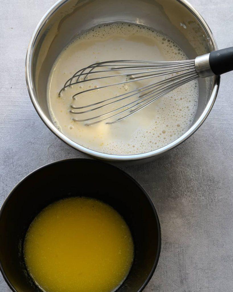 vegan apple butter roll ingredients