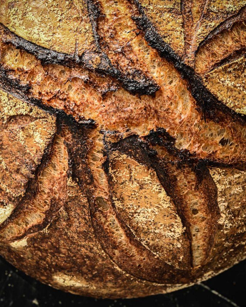sourdough crust