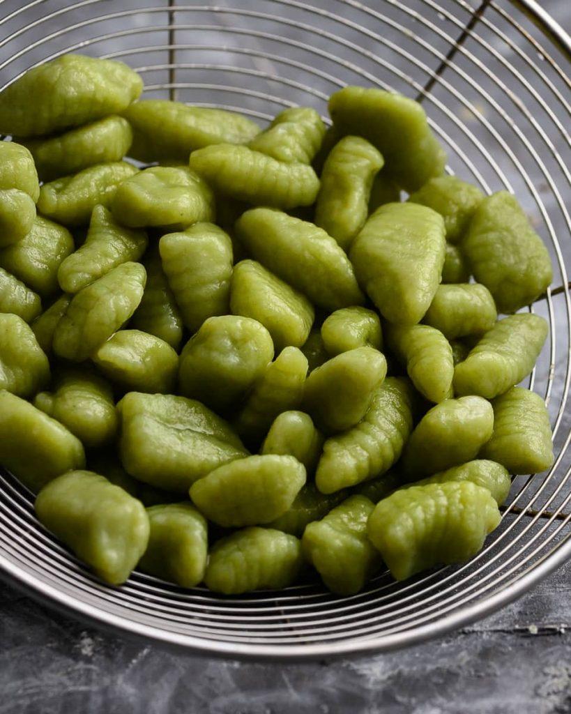 vegan gnocchi verdi