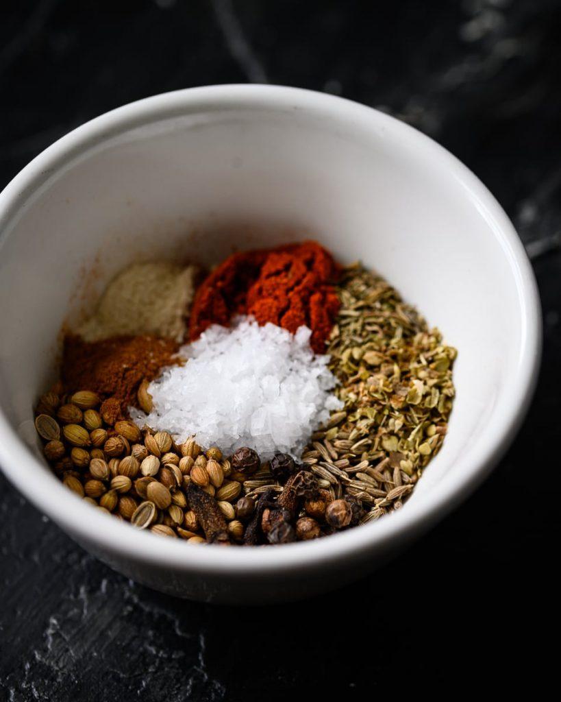 chorizo spice blend