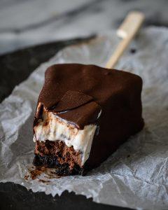 vegan frozen cheesecake