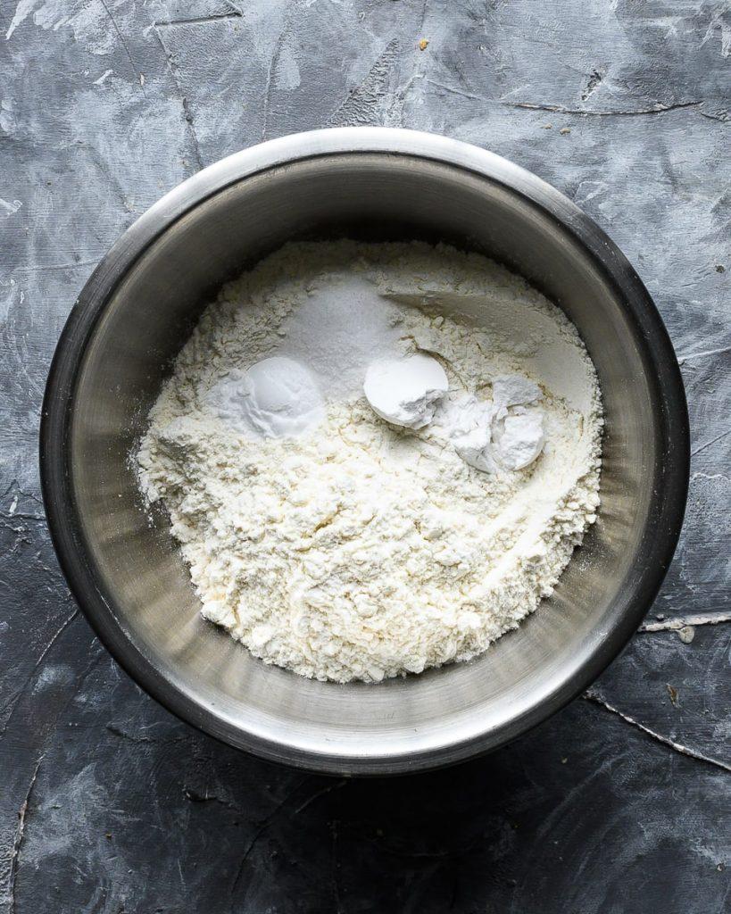 dry baking ingredients