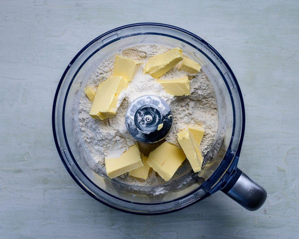 vegan shortcrust pastry