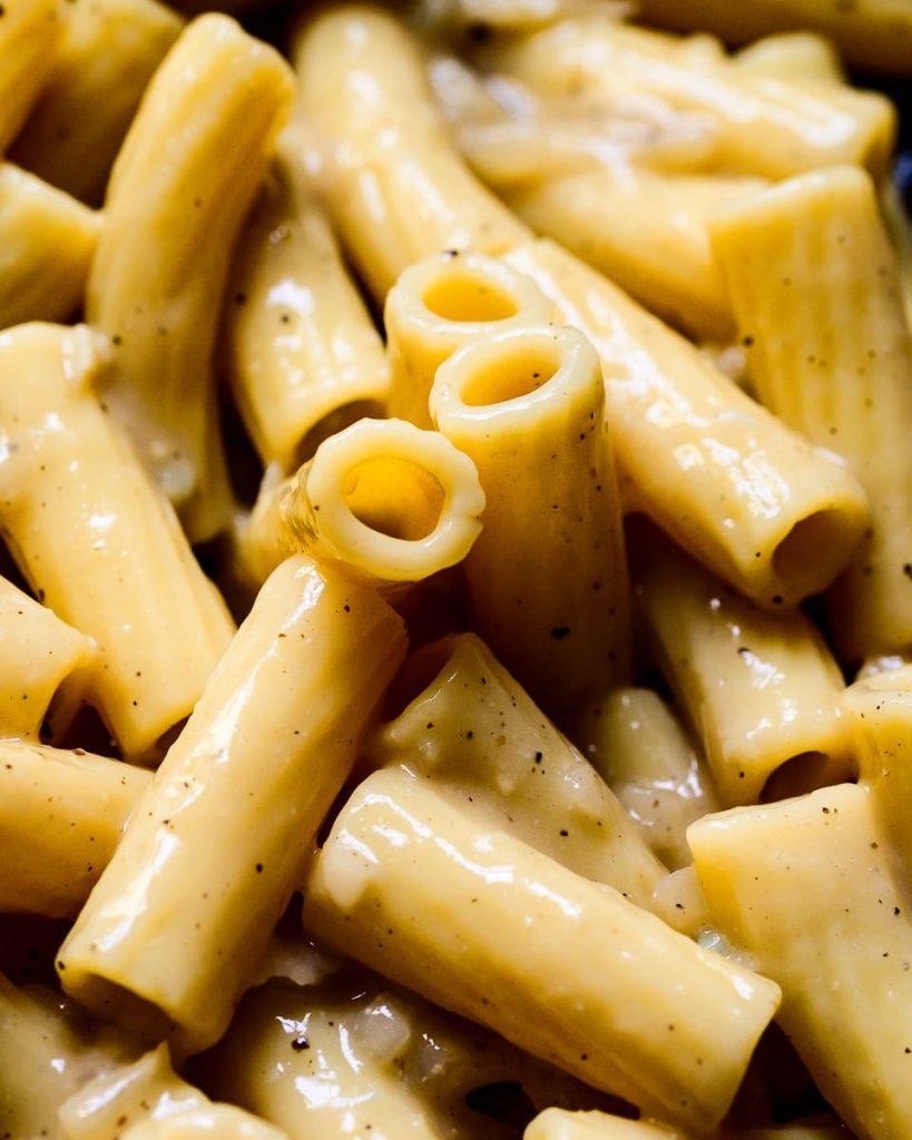 easy creamy vegan pasta
