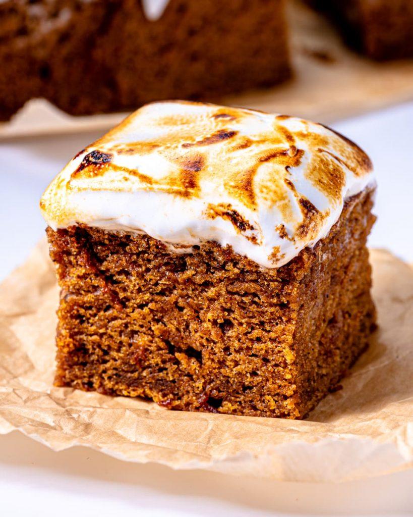 vegan sweet potato cake
