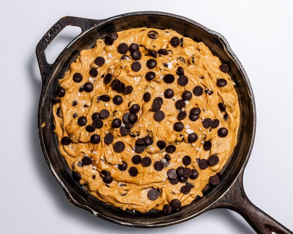 vegan cookie dough