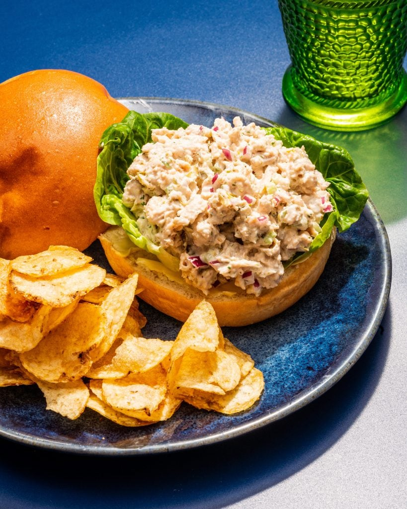 vegan tuna